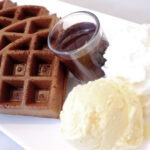 Chocolate Milkman waffles recipe